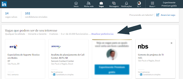 How to enable feature that tells recruiters that you are available for hiring on LinkedIn - notoriobit