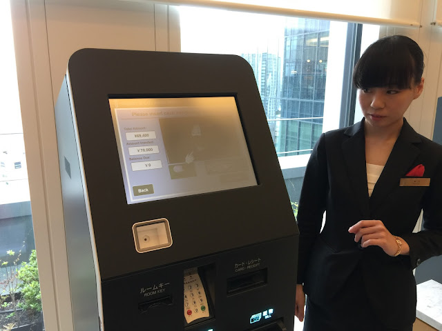 JR Gate Tower Hotel Nagoya Service