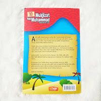 Buku Anak 10 Mukjizat Nabi Muhammad