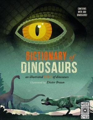 Kids' Book Review: Review: Dictionary of Dinosaurs: An A to