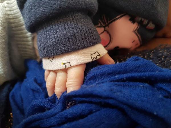 Journal de Bébé # 2 : Garance, 1 mois !