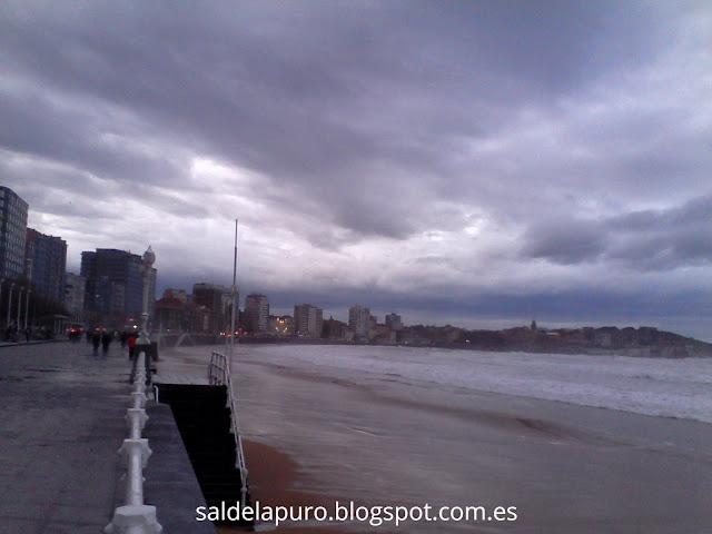 playa-gijón