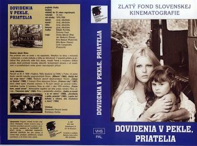 До свидания в аду, друзья / Dovidenia v pekle, priatelia / See You in Hell, Friends. 1970.