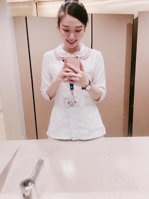 最美護理生顏子寧 夢幻小護士