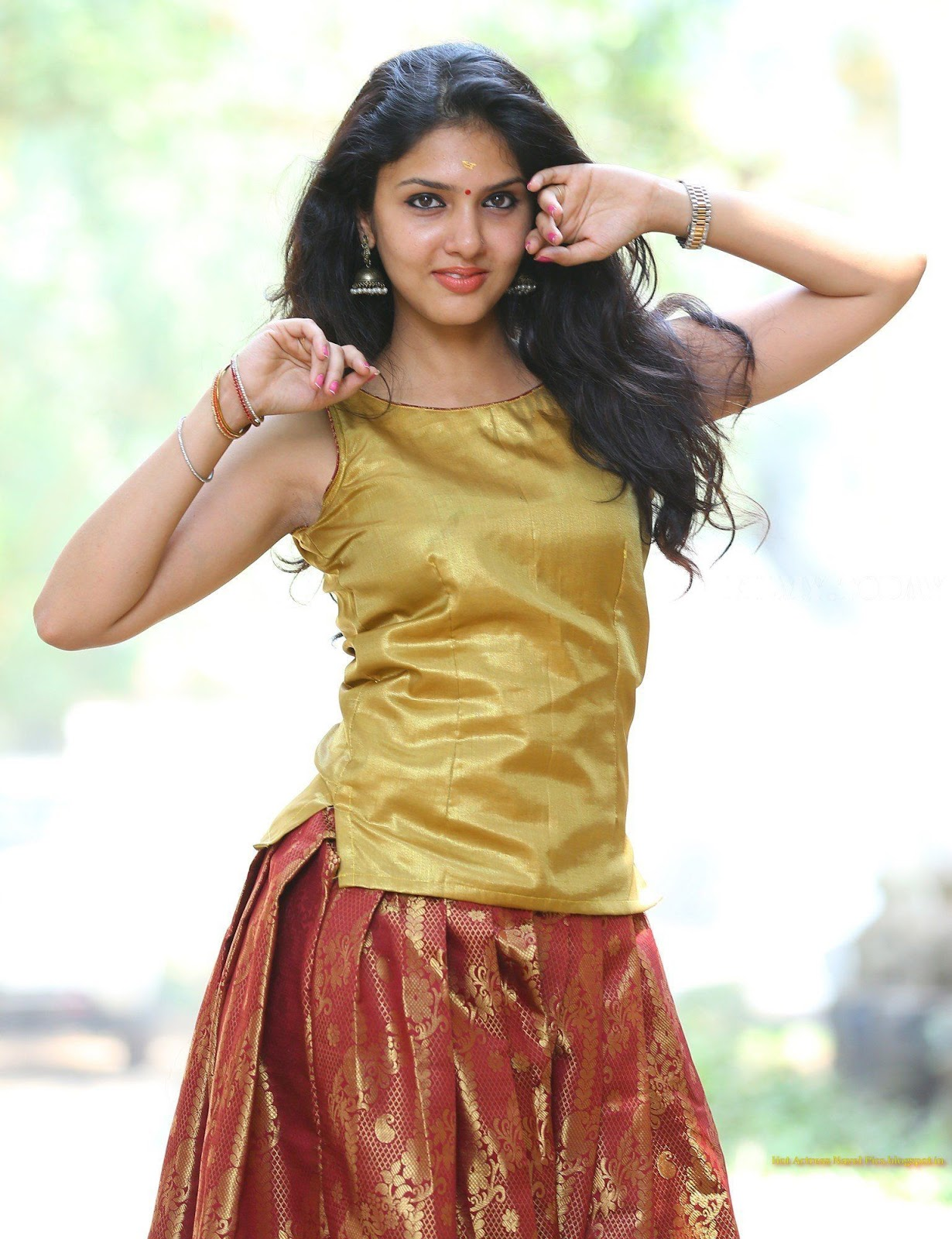 Gayathri Suresh Hot Latest photoshoot Stills