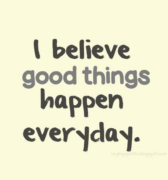 Good Things Happen Quotes. QuotesGram