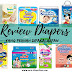 Review Diapers Atau Popok Sekali Pakai (Pospak) Yang Pernah Dipakai Arfan