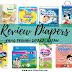 Review Diapers Atau Popok Sekali Pakai (Pospak) Yang Pernah Dipakai Arfan