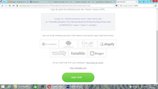Cara Membuat Tombol Share Melayang Dengan SumoMe
