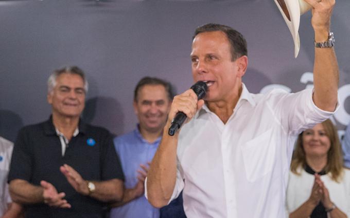Governador João Doria anuncia implantação da segunda Fatec na região