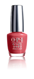 OPI Infinite Shine Spring '16 In Familiar Terra-Tory