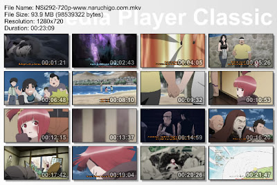 "DOWNLOAD FILM / ANIME NARUTO EPISODE 292 ""KEKUATAN-BAGIAN 03"" BAHASA INDONESIA"