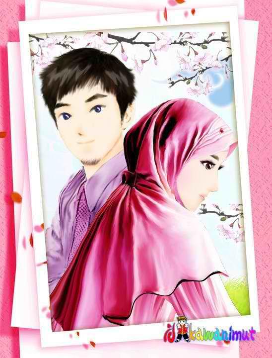 Gambar Kimikimocho Sweet Enakei Hohoho Xd Love Couple Animation Cute Gambar Di Rebanas Rebanas