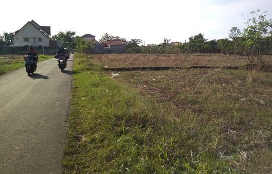 lahan produktif di kota cirebon tegerus pembangunan