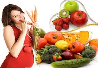 Makanan sehat untuk bunda yang sedang hamil