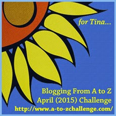 #AtoZChallenge Blogs I'm Most Looking Forward to Reading