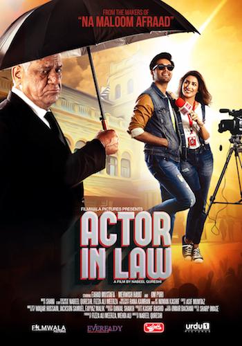 Actor In Law 2016 Urdu 480p HDRip 400MB