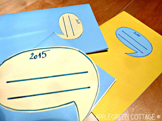 how-to make a notebook - add your own tags