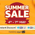 Amazon Summer Sale – 90% Off On Branded Products +10% With SBI