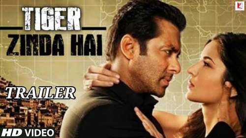 Tiger Zinda Hai 2017 Hindi HD Official Trailer 720p