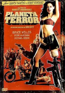 Planeta Terror - DVDRip Dual Áudio
