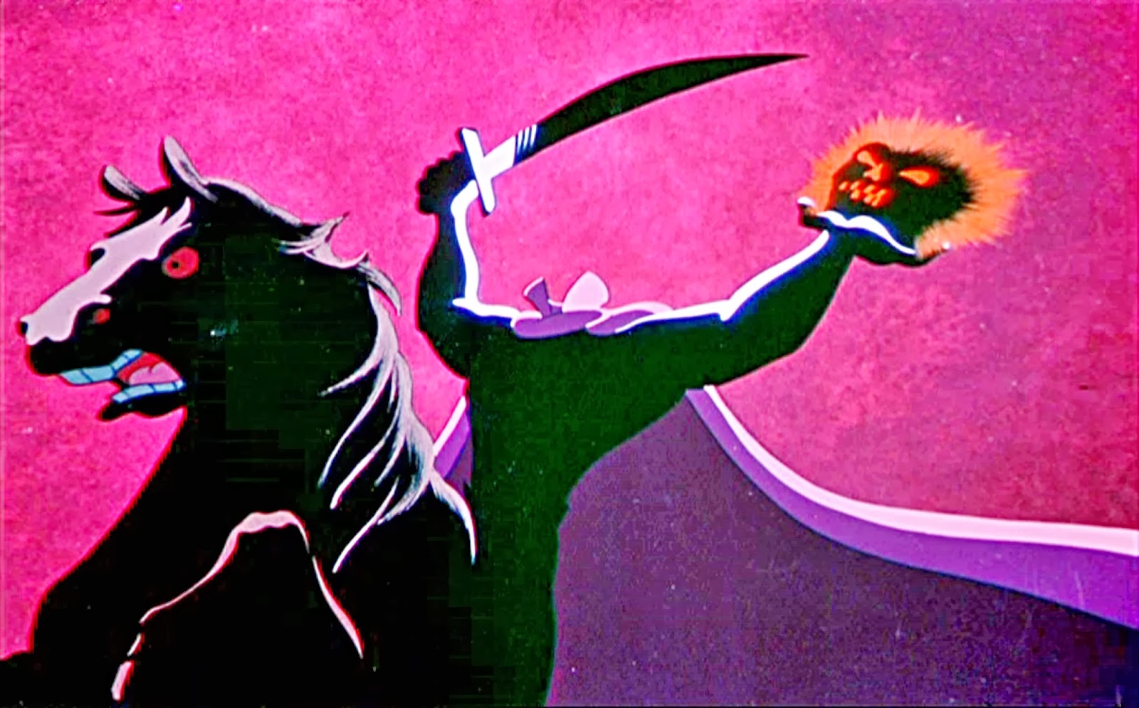 PowerOfBabel: Pumpkinification X: The Legend of Sleepy Hollow Disney Headless Horseman