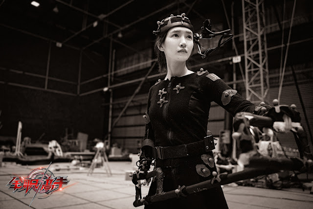 Motion Capture King's Avatar Maggie Jiang Shuying