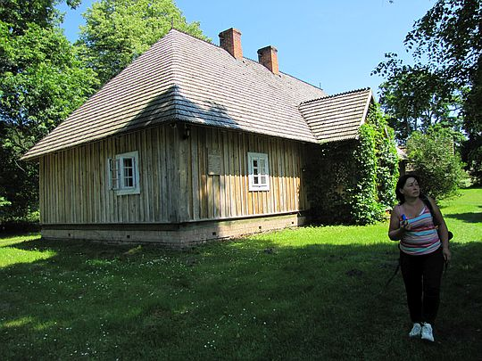Izba Leśna we Floriance.