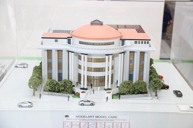 Magistrates Court Seychelles (C) Patrick Joubert
