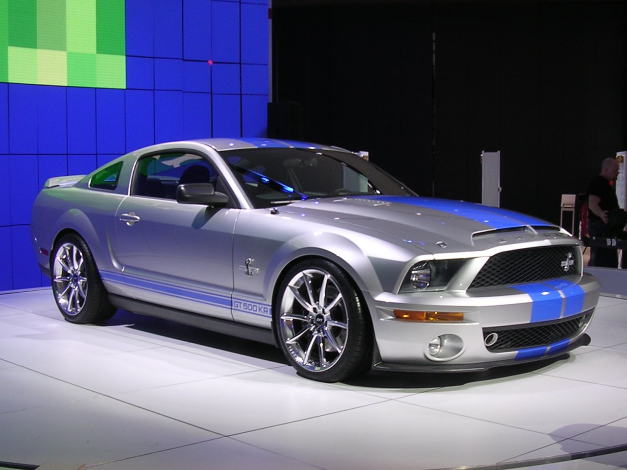 shelby gt500kr king - photo #40