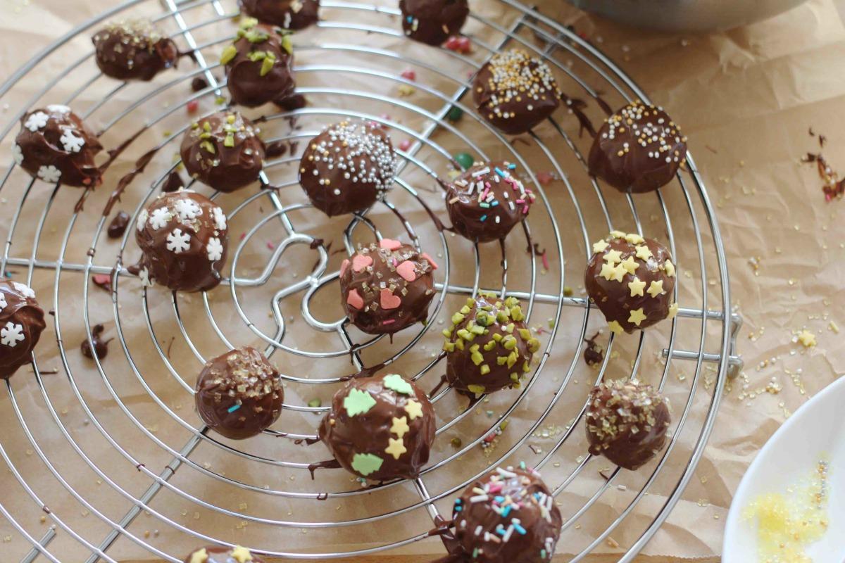 Cookie Trüffel Homemade
