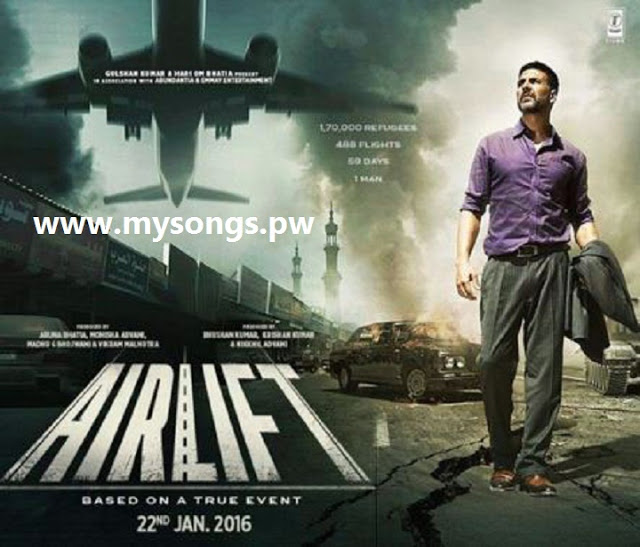 Airlift (2016) Hindi Full Movie Free Download HD 720p