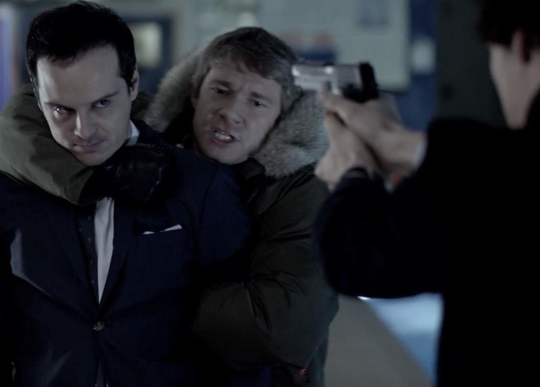 Sherlocked Journey To Reichenbach Three Scherzo