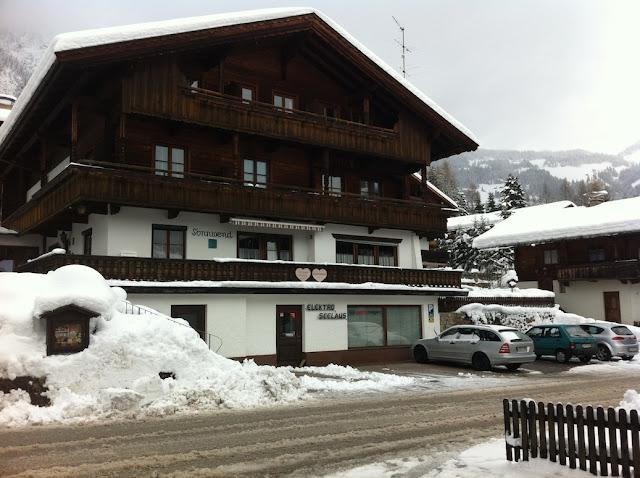 Haus Sonnwend in Alpbach, Austria