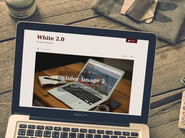 blogger blog remplate 2016 responsive shopping cart ecommerce