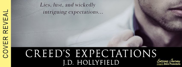 [Cover Reveal] CREED'S EXPECTATIONS by JD Hollyfield @jdhollyfield @EJBookPromos #Giveaway