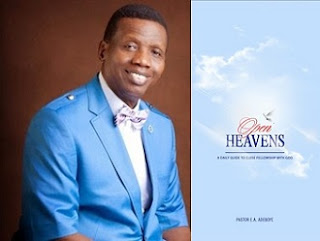 Open Heavens 25 October 2017: Wednesday daily devotional by Pastor Adeboye – Touch Not For You