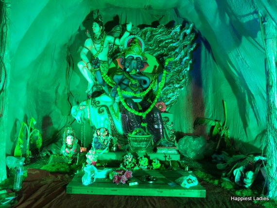 Ganesh Chaturthi Pandal Mysore