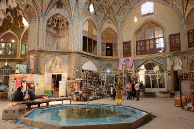 Caravansarai de Kashan
