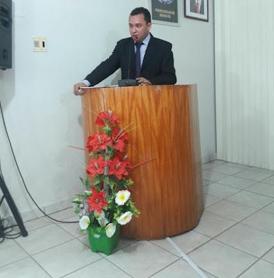 Vereador é assassinado pela esposa enquanto dormia em Belágua-MA