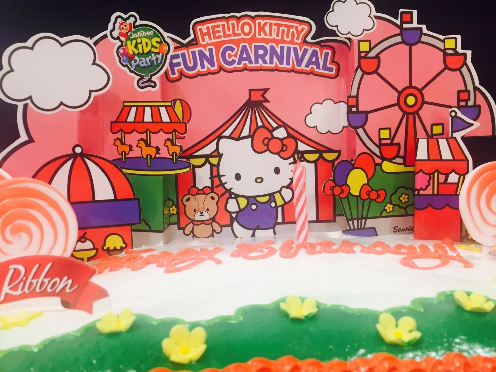 Jollibee Introduces Hello Kitty Fun Carnival Party Viva Manilena