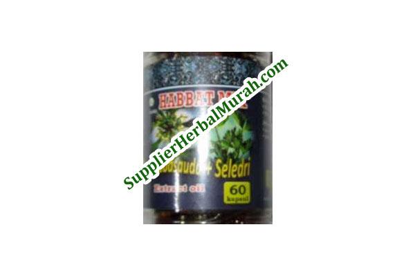 Extract Oil Habbasauda + Seledri