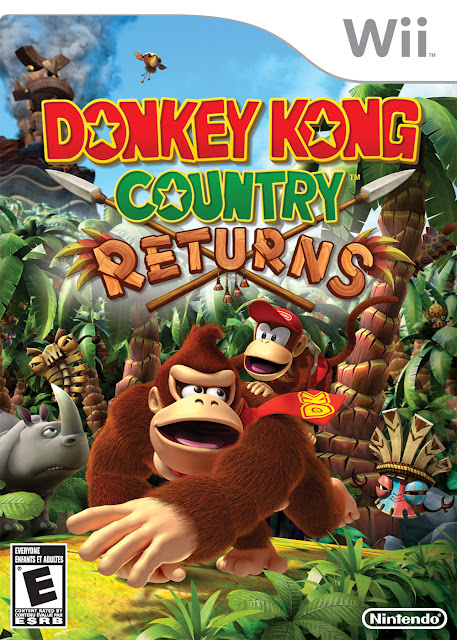 Donkey Kong Wii Country Returns download