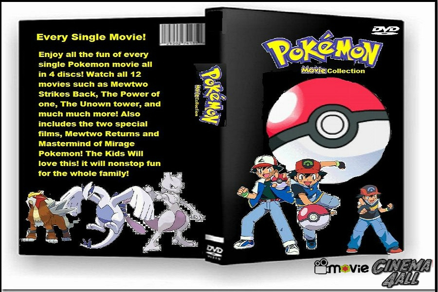 Movie Cinema 4 All Pokemon Mewtwo Returns Full Movie In Hindi Dubbed Hd Mp4