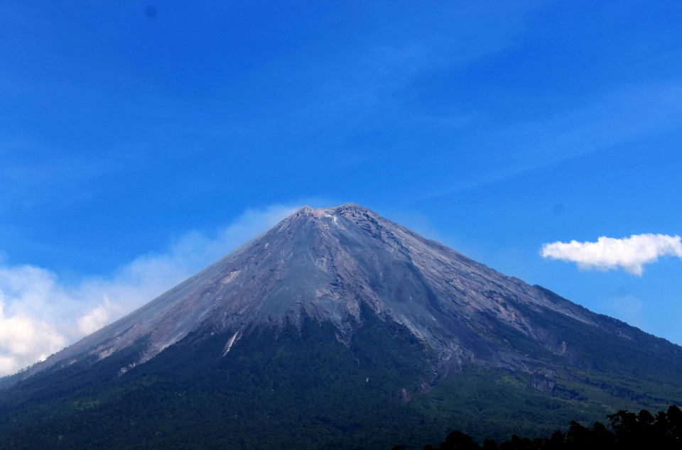 Inilah 10  Daftar Gunung Tertinggi di Indonesia Beserta Letak dan Tingginya  Kopiireng.com