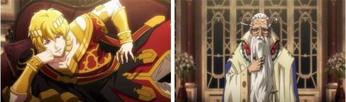 Overlord III personajes