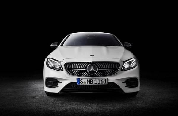 2018 Mercedes E-Class Coupe Edition 1 Exterior Interior Design Review
