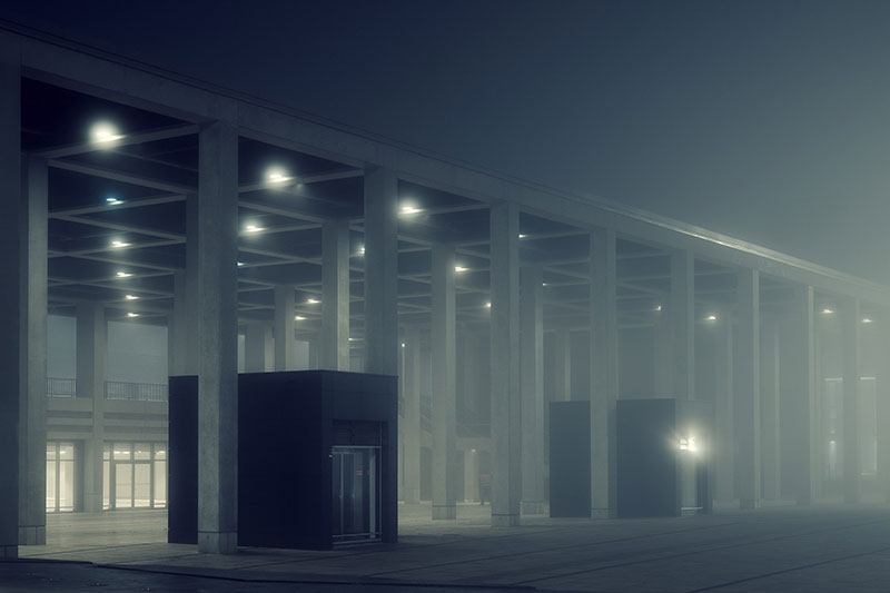 At Night: Photos by Andreas Levers