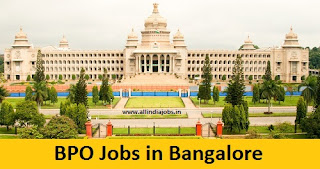 BPO Jobs in Bangalore