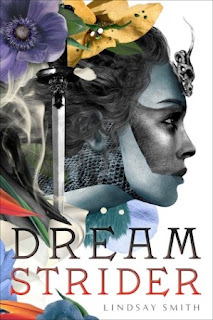 Dream Strider by Lindsay Smith book cover